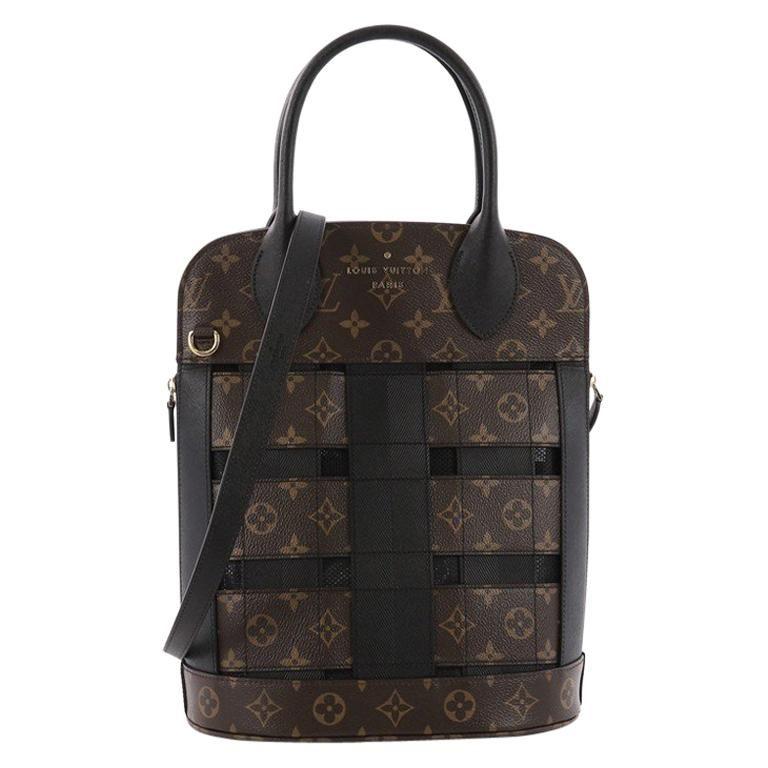 77349f504ef2 Louis Vuitton Tressage Tote Monogram MM For Sale