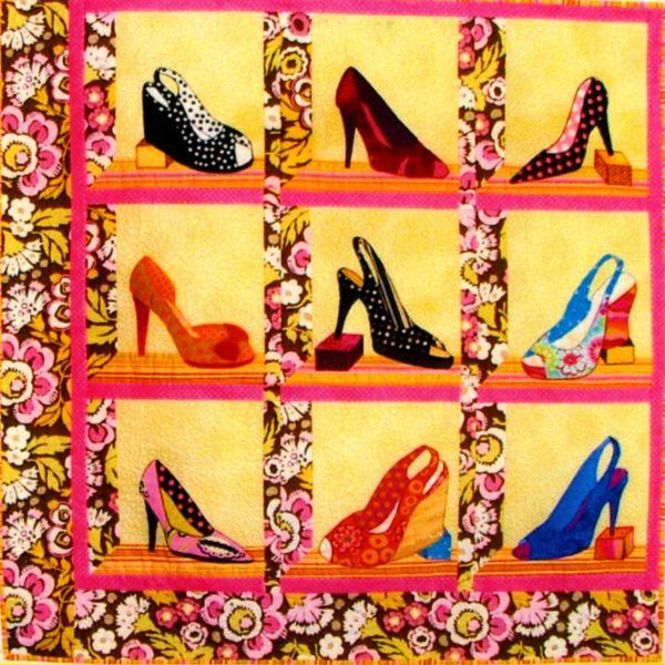 BJ Designs & Patterns High Steppin