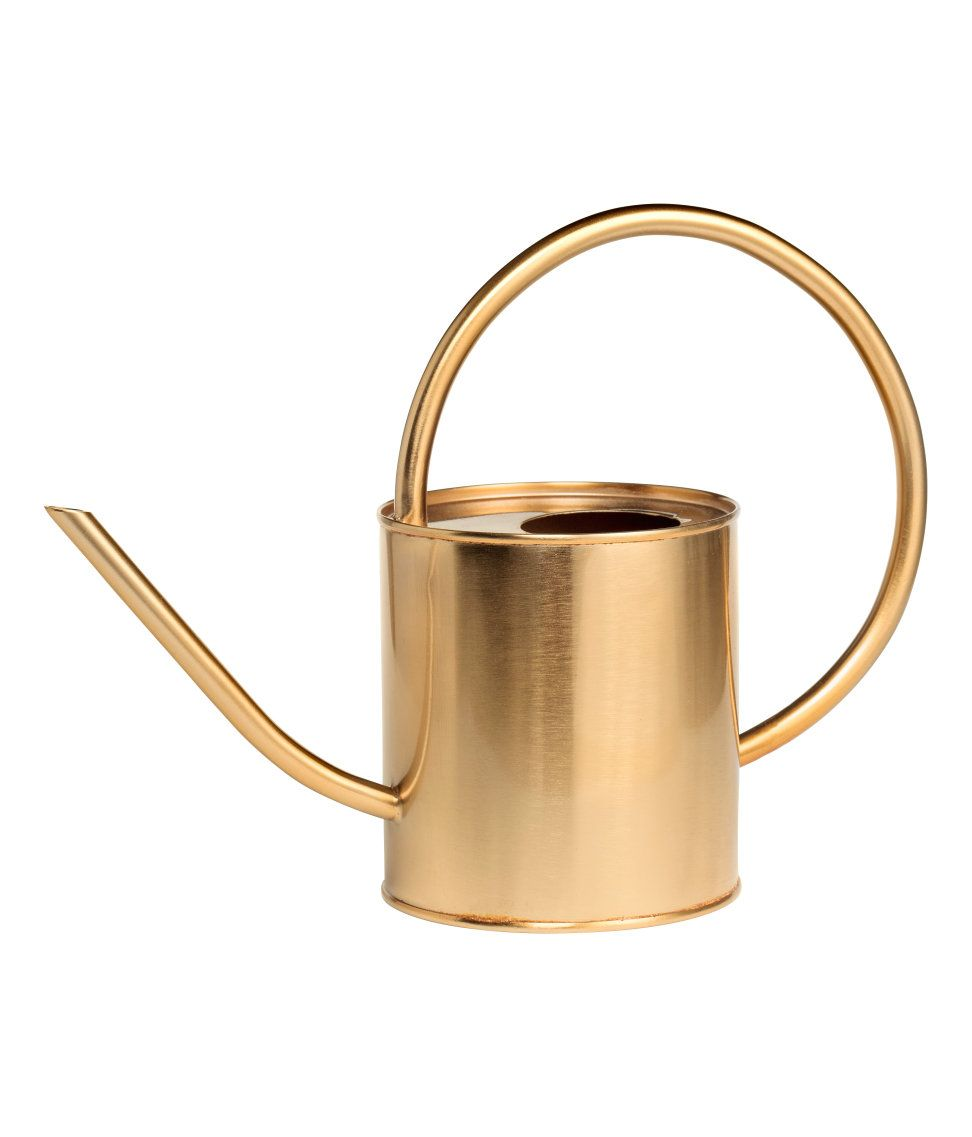Check This Out Small Metal Watering Can Diameter 4 1 X2f 4 In