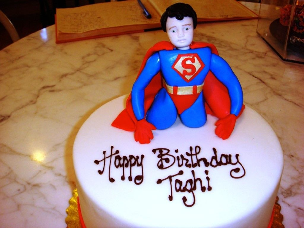 Images Of Superman Cakes : 2014 Cake Designs Ideas