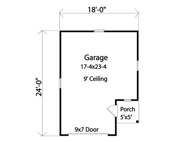Plan 1304 Just Garage Plans B U I L D I T Pinterest – Just Garage Plans