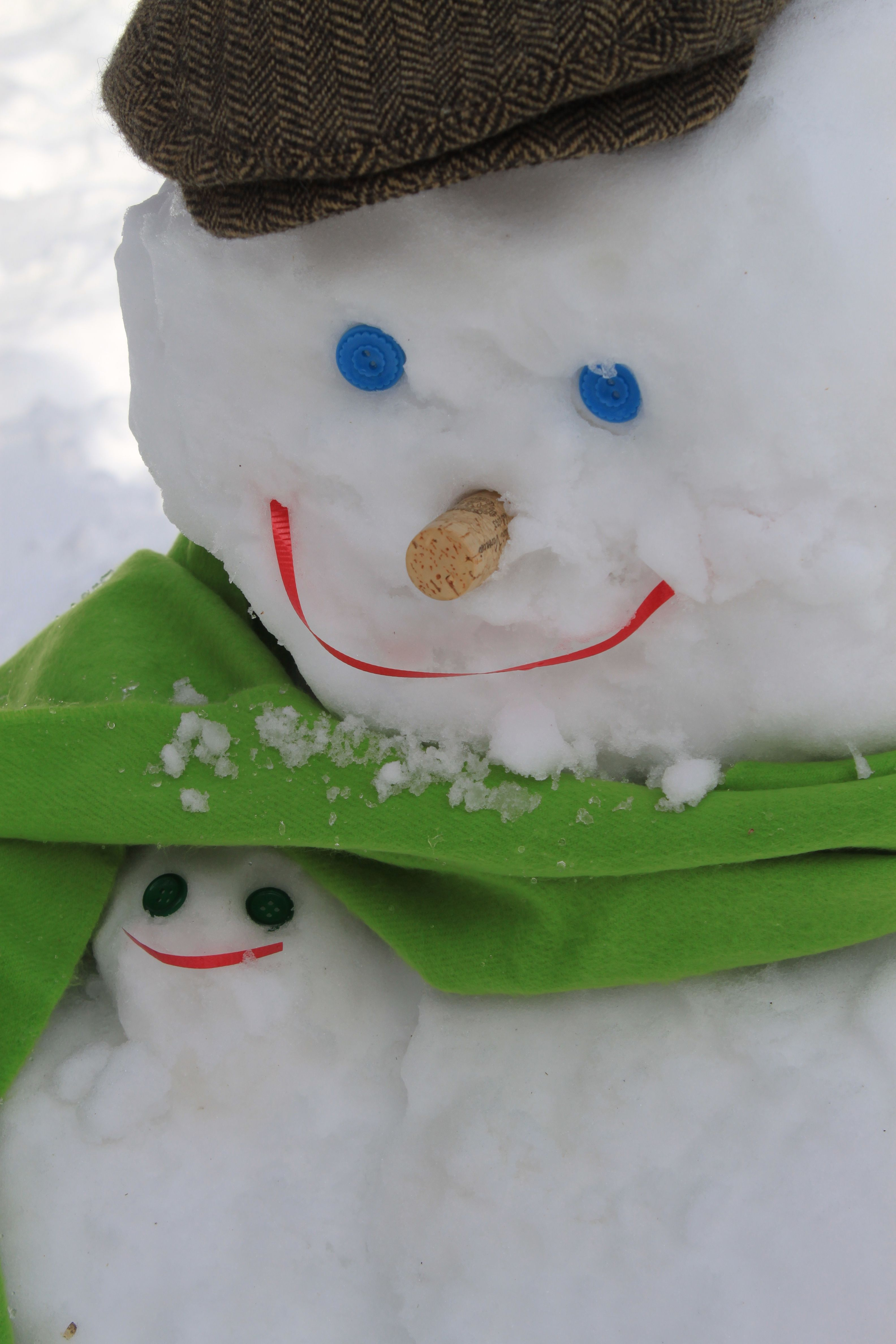 Abominable Snowman (Snow Job Too Small)   Scoobypedia ...  Snowman Too Much Snow