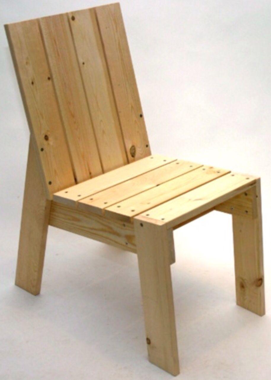Pin de gustavo garcia en carpinteria pinterest sillas - Sillas con palets ...