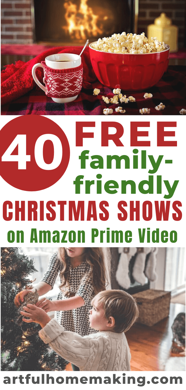 Best Free FamilyFriendly Christmas Movies on Amazon Prime
