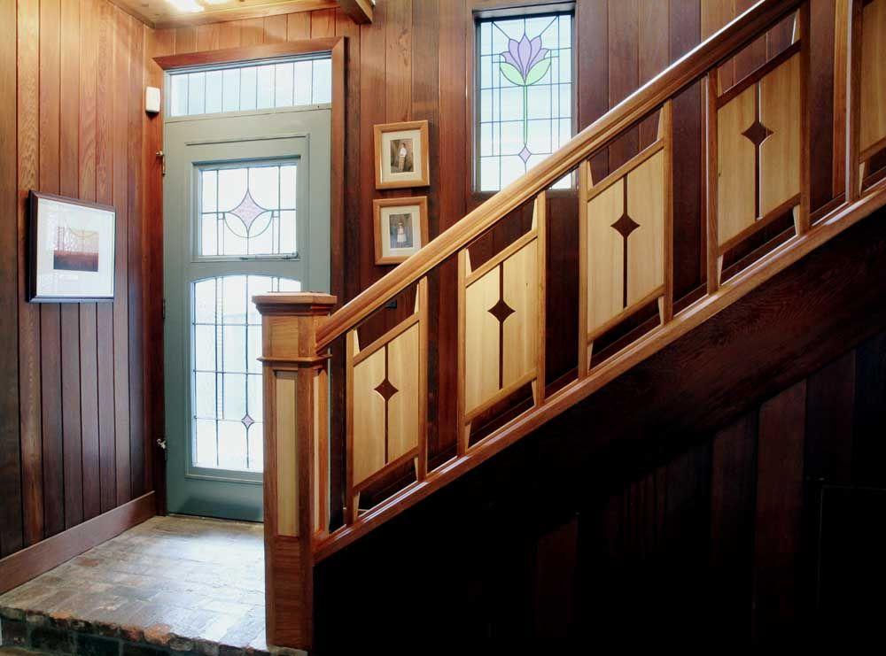 Best Craftsman Stair Railing Rmgc Inc Diamond Star 400 x 300