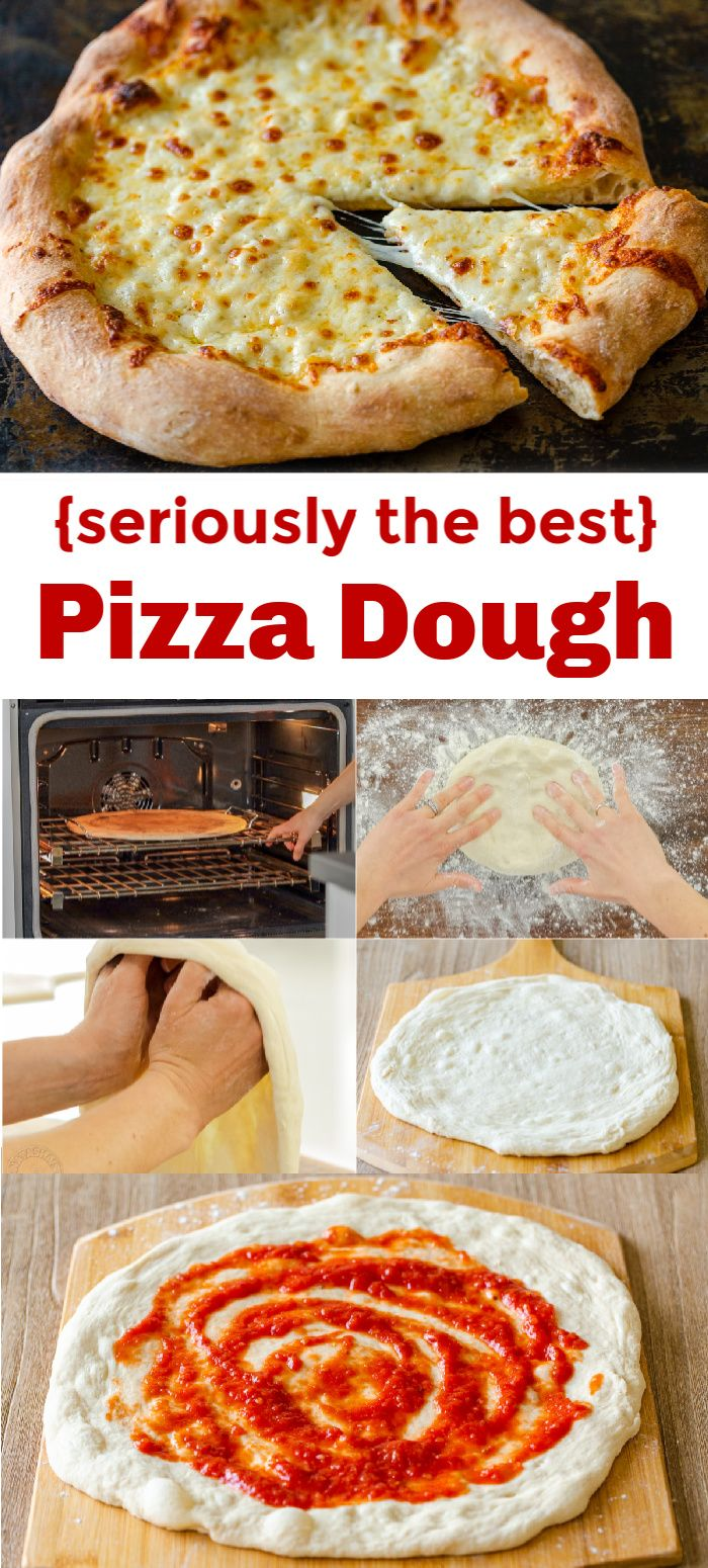 The Best Pizza Dough for Grilling | Recipe | Best pizza