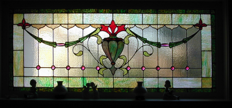 Stained Glass Windows For Homes.Residential Stained Glass Windows Old House Living
