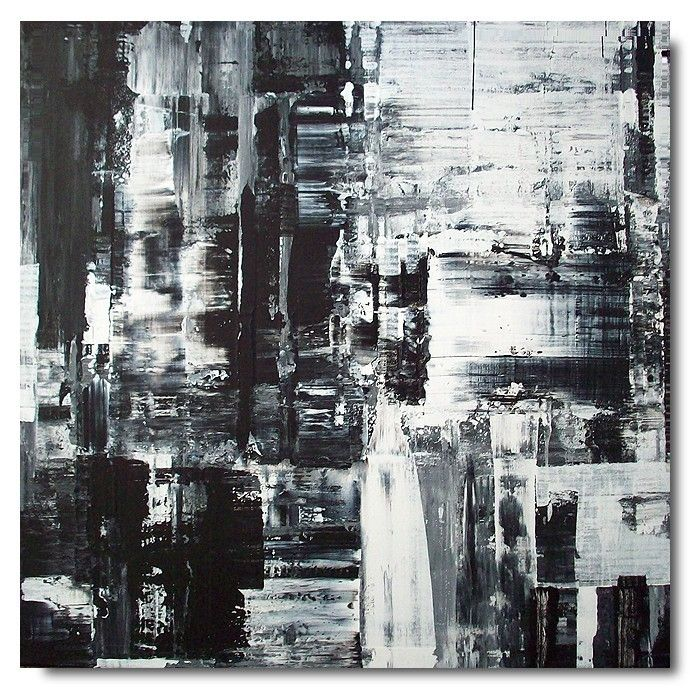 abstract art black and white painting hd background 8 hd. Black Bedroom Furniture Sets. Home Design Ideas