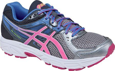 ASICS Women's Gel Contend 2 D Running Shoe,LightningHot