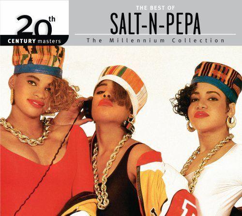 Salt Pepper Rap Group