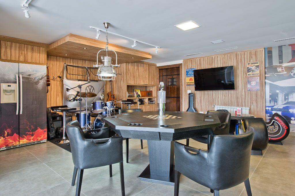 Casa de 680 m² tem decoração inspirada em projetos europeus de luxo - Casa