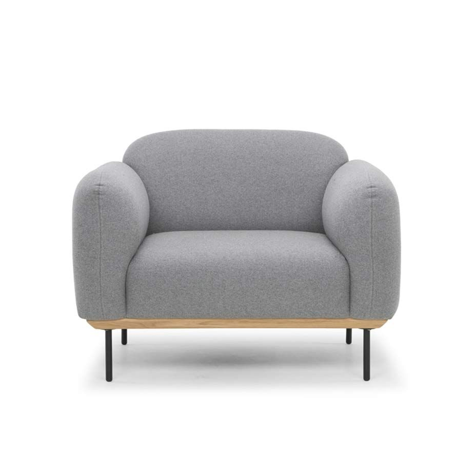Best כורסא Bouncing Single Seat Sofa Mid Century Lounge 400 x 300