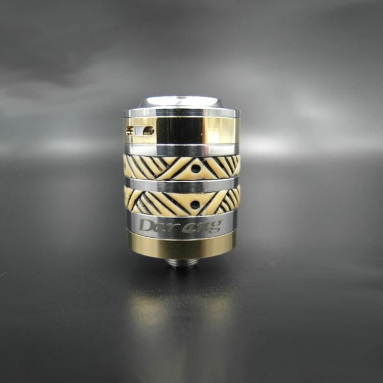 Vaporizer Darang RDA Atomizer 22mm Diameter 5ml Capacity Stainless Steel Copper with 510 Thread for E Cigarette Mods Online with $13.09/Piece on Jsely's Store | DHgate.com