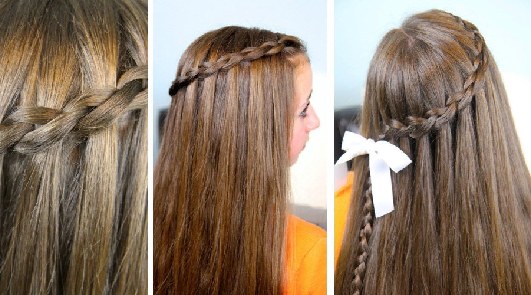 resultado de imagen para peinados para comunion