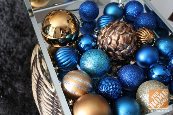 Christmas Tree Decorating Ideas Turquoise Blue Bronze Blue Christmas Decor Blue Christmas Tree Christmas Colour Schemes