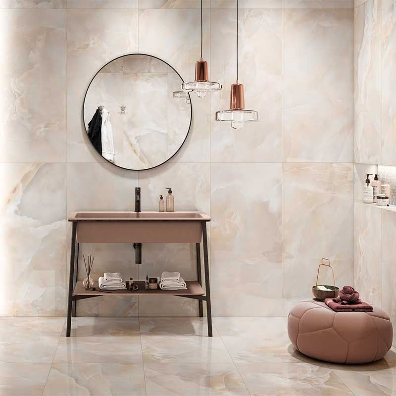Onyx Alabaster Porcelain Tiles In 2020 Porcelain Tile Tiles