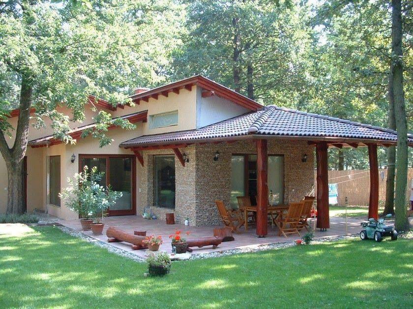 13 Great Ideas Of Facades For Country Houses Casas De Fincas