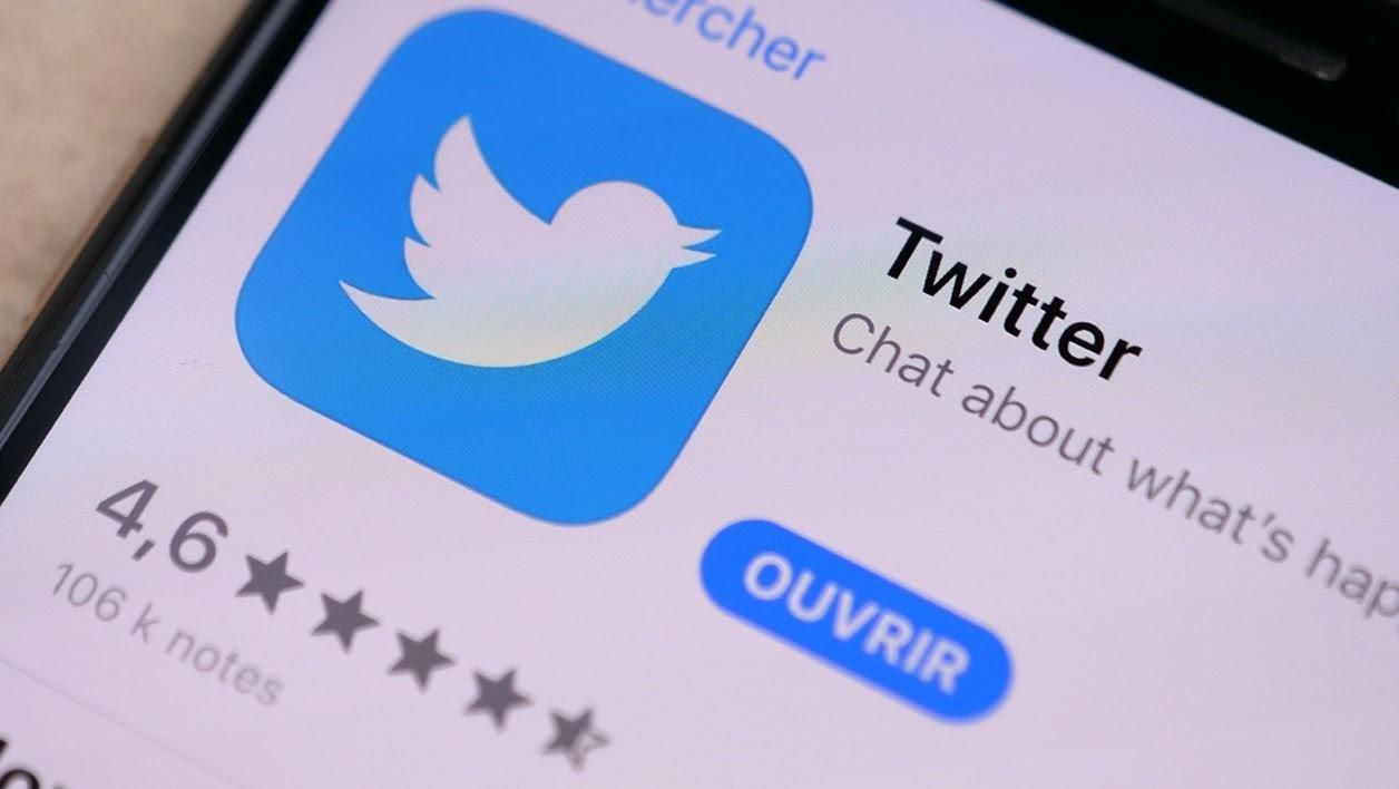 Technos En 2020 Twitter Messages Applications Android
