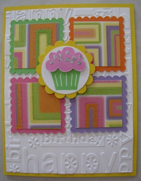 Scrapbooking Birthday Cards For Girls Girls Birthday Card By