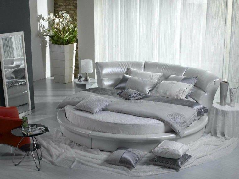 Rundes Bett Wie Man Es In Sein Inneres Integriert Schlafzimmer