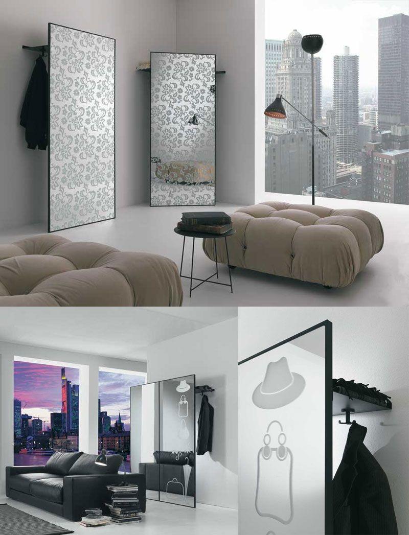 Specchio da muro Corridoi k100 nascondino | Arredamento ...