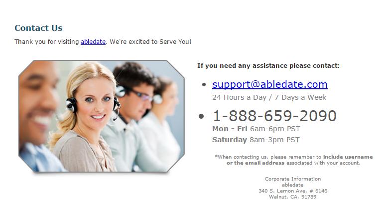 admin threat online dating