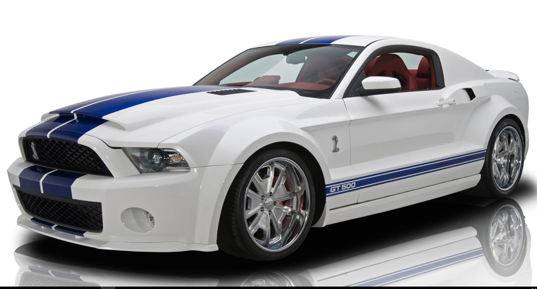 2012 Ford Mustang GT500 Galpin Auto Sports 750hp Shelby