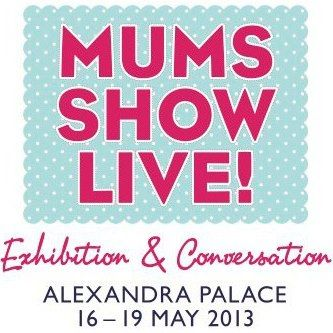 Come along to #MUMS SHOW LIVE 2013 with this discount code #parenting
