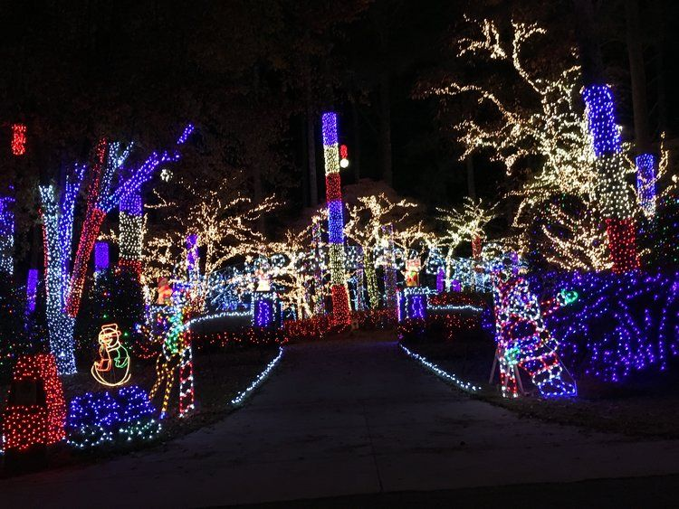 Lights Of Joy In 2020 Christmas Light Displays Lights Christmas Lights