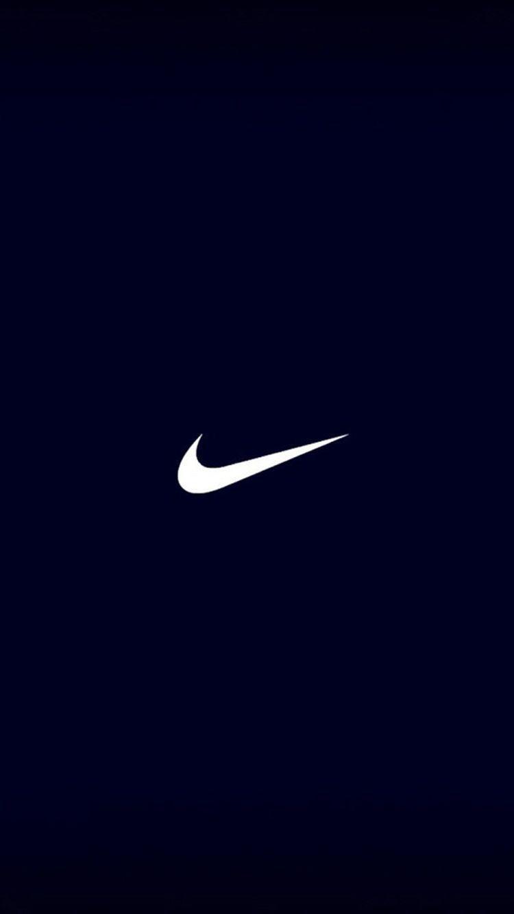 épinglé Par J Ha Pre I Al Sur Nike Fond D écran Bleu