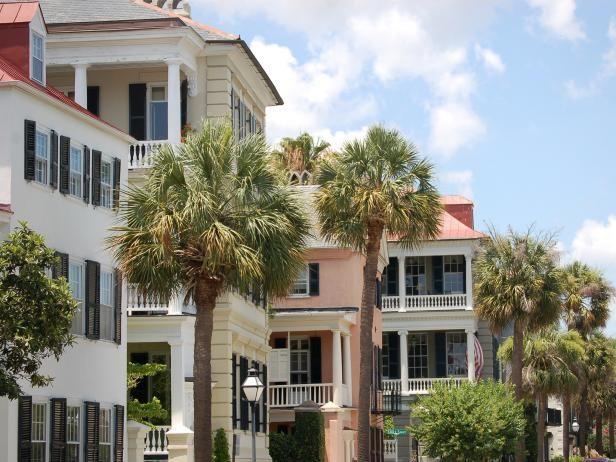 Charleston's charm extends beyond its ocean views.