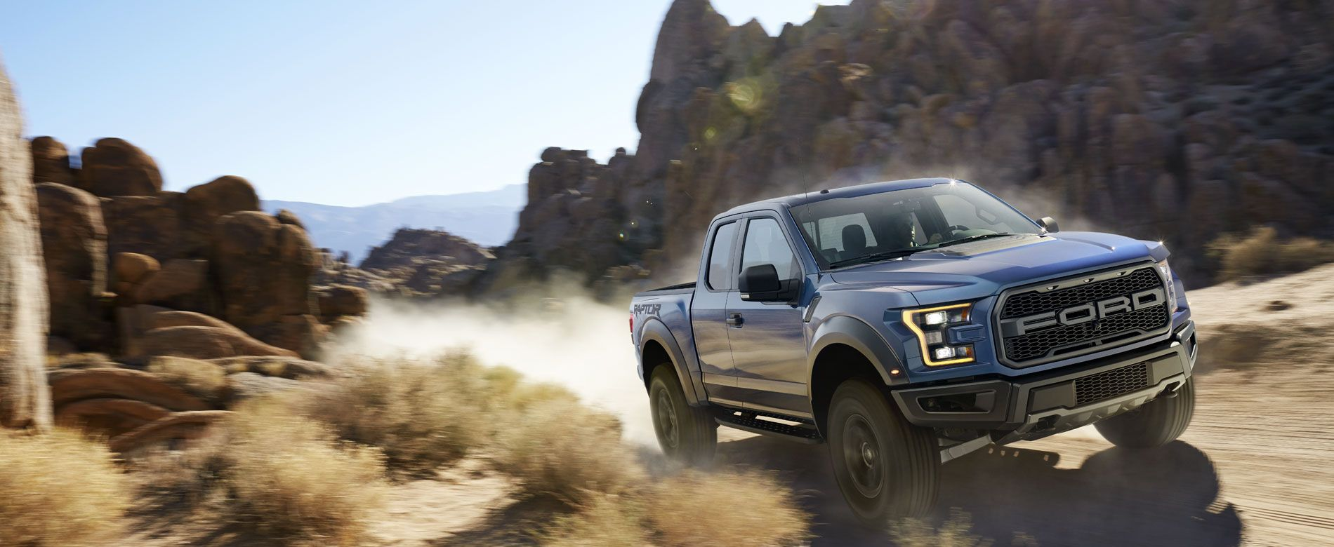 Motor N The 2017 Ford F 150 Raptor A First Look Ford Raptor