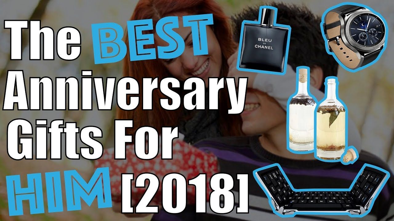 Best anniversary gift ideas for him 20 unique special