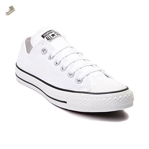 b3808383165056 Converse Womens Chuck Taylor All Star Lo Jersey Quilted White Sneaker - 9 - Converse  chucks for women ( Amazon Partner-Link)