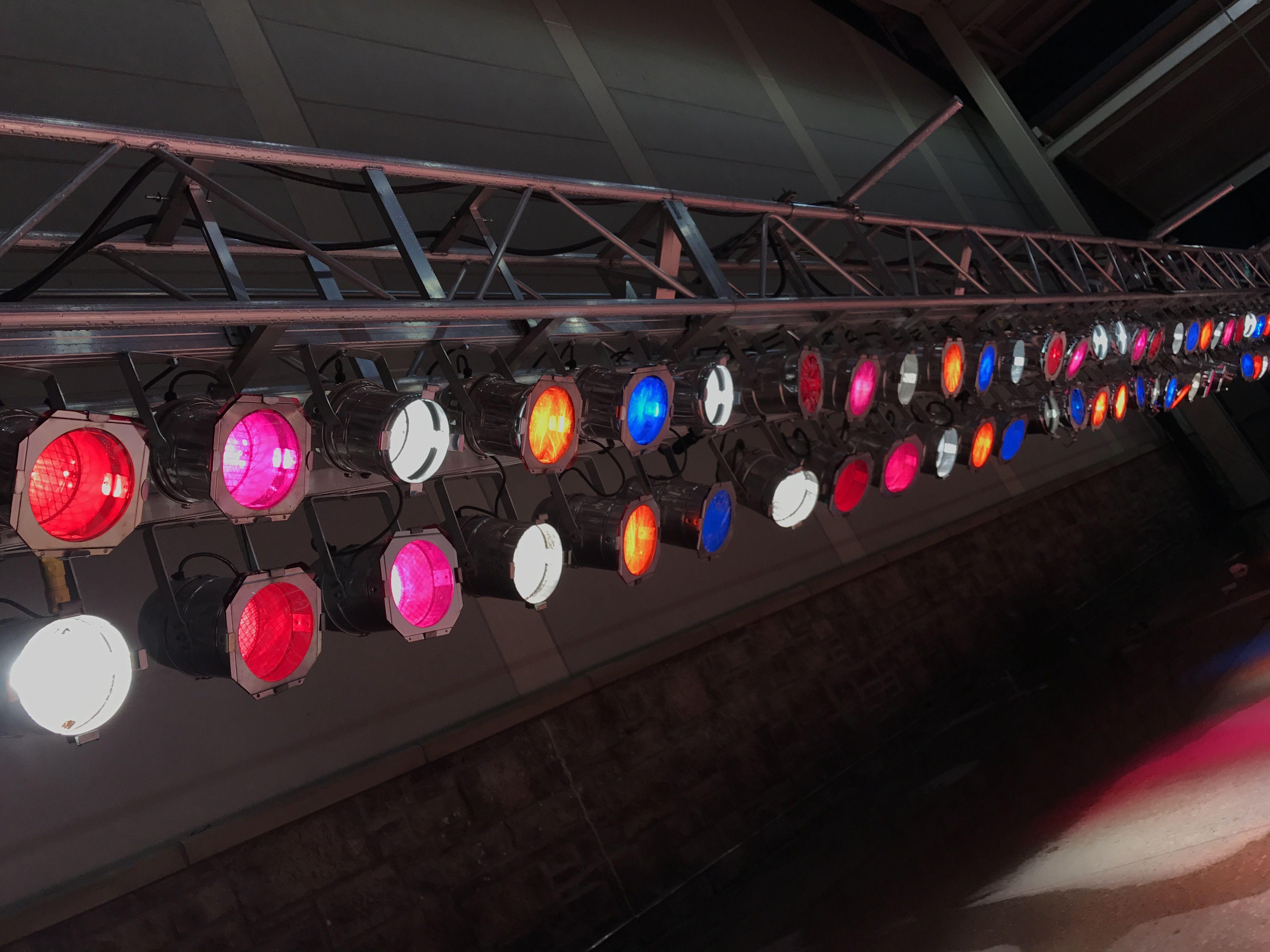 120k Concert Lighting Rig In 2019 Lights Stage
