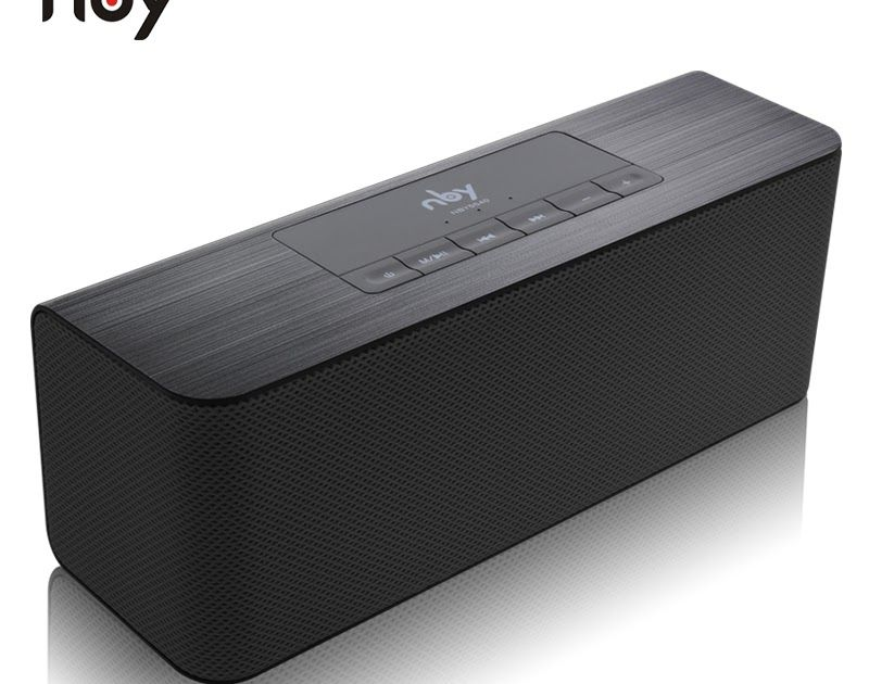 Discount Up To 50 Nby 5540 Bluetooth Speaker Portable Wireless Speaker High Definitio Wireless Speakers Diy Wireless Speakers Portable Wireless Speaker System