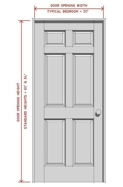 Typical Door Height Double Doors Interior Doors Interior Interior Exterior Doors