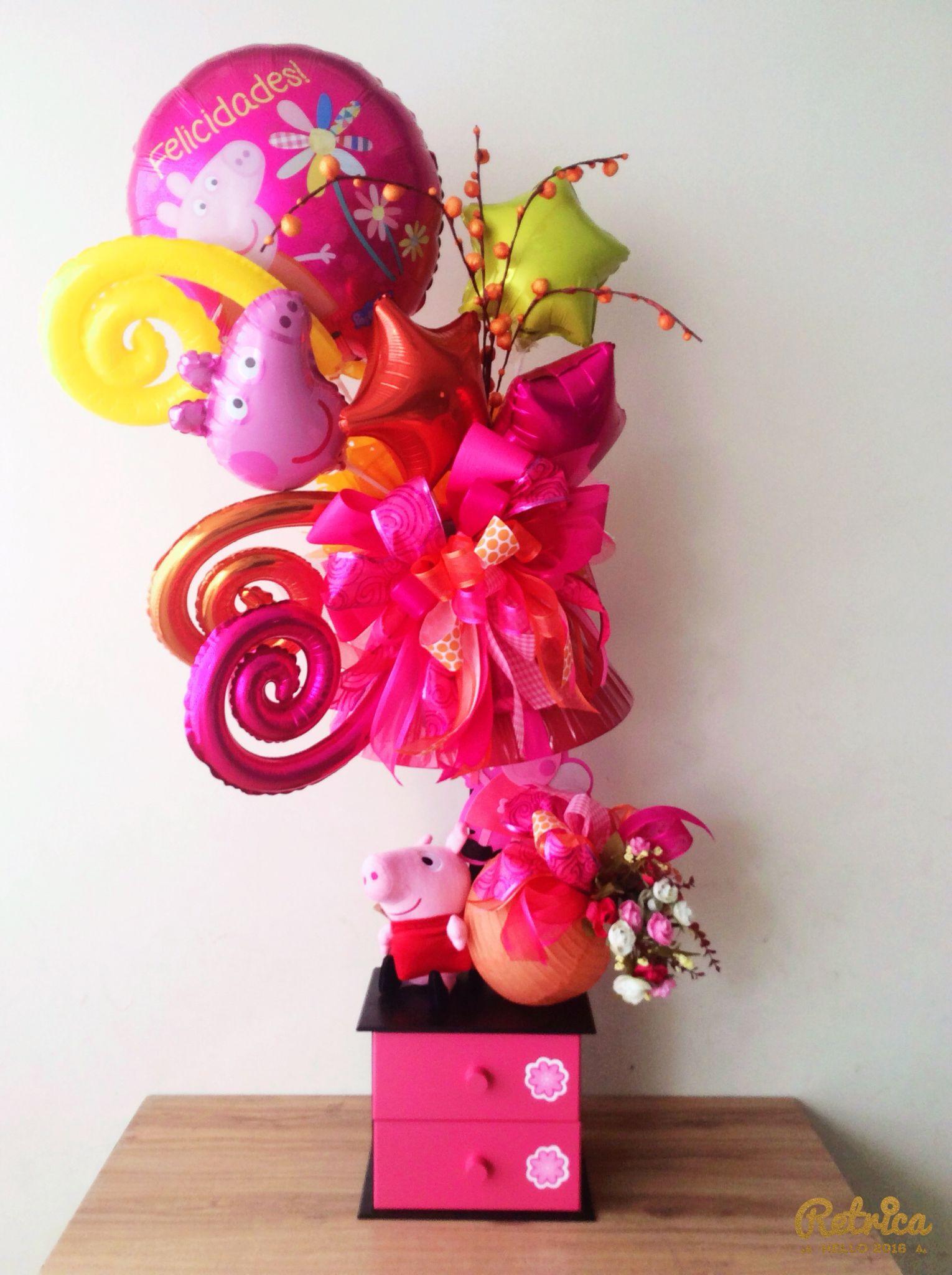 Arreglo de pepa gift wrapping pinterest best - Ideas de arreglos navidenos ...