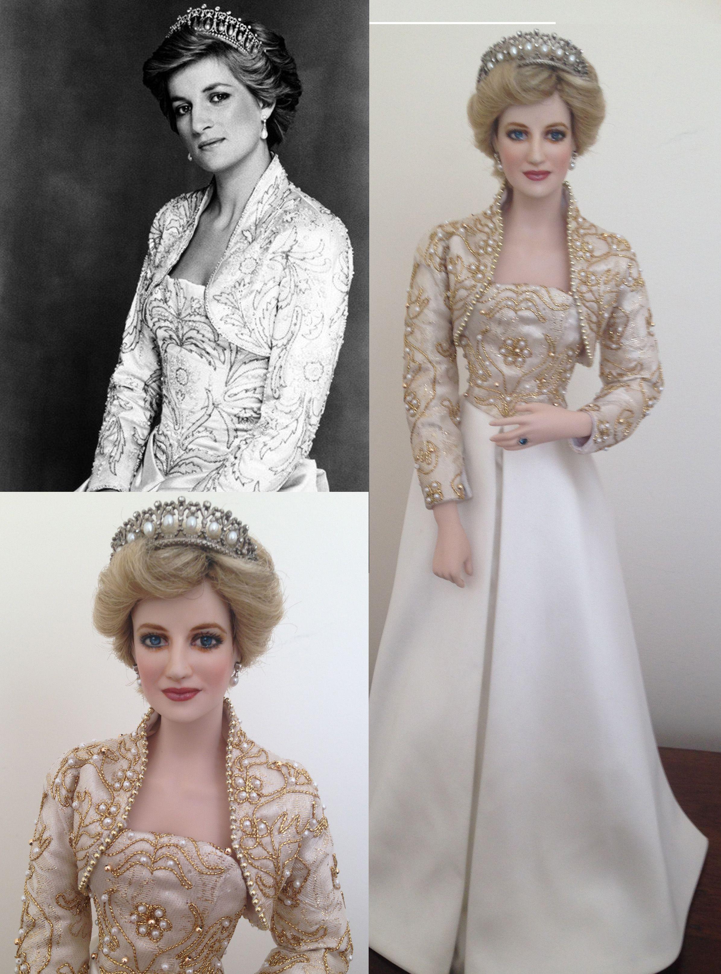 Princess Diana Doll   Princess Diana (1961 - 1997)   Pinterest ...