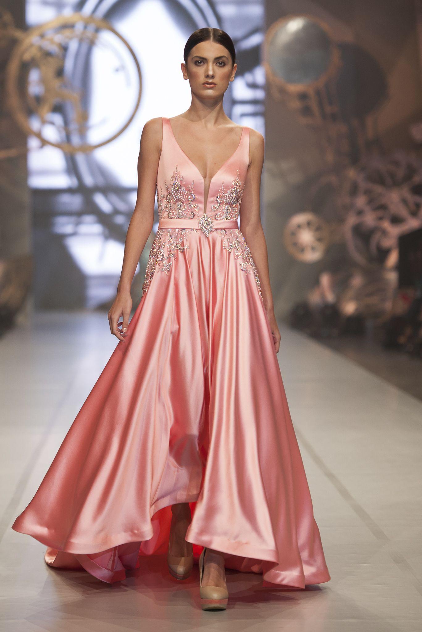 Ezra Atelier Haute Couture Printemps-Eté 2014 | Dresses fan ...