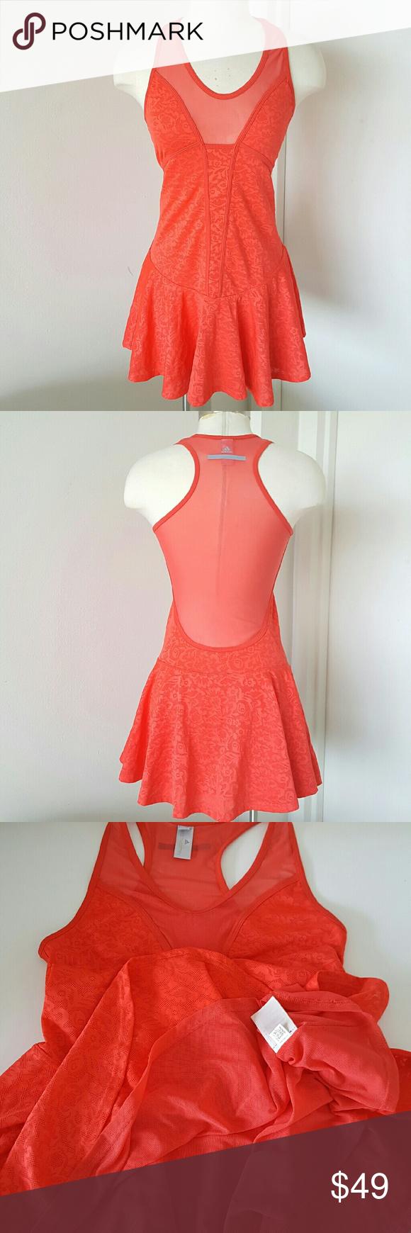 Stella Mccartney For Adidas Tennis Dress Tennis Dress Adidas Tennis Dress Nice Dresses
