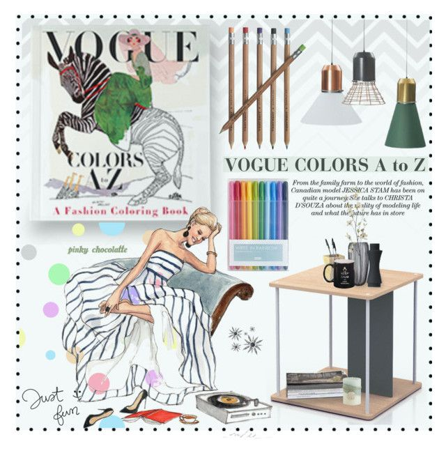 660 Vogue Colors A To Z Coloring Book 12 05 16 Fashion Coloring Book Coloring Books Fashion Books