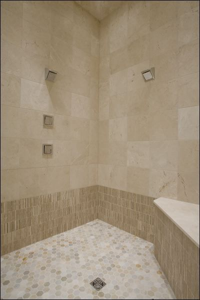Luxury Tile Showers gallery - shower tile ideas - mission stone and tile - luxury