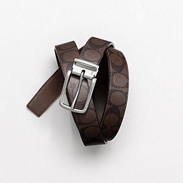 To Boot New York Mens Belt Brown Suede 42