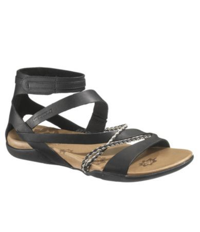 Comfy sandals for walking in the city