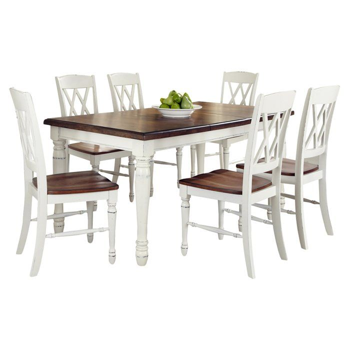 7 Piece Monarch Dining Set