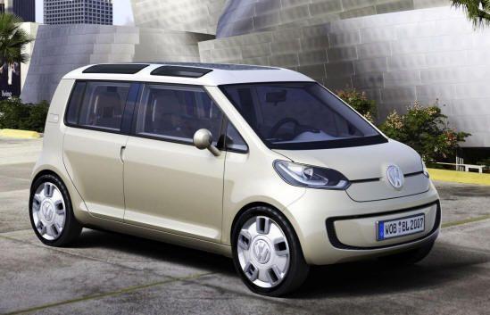 Vw Up Hydrogen Car Volkswagen Up Volkswagen
