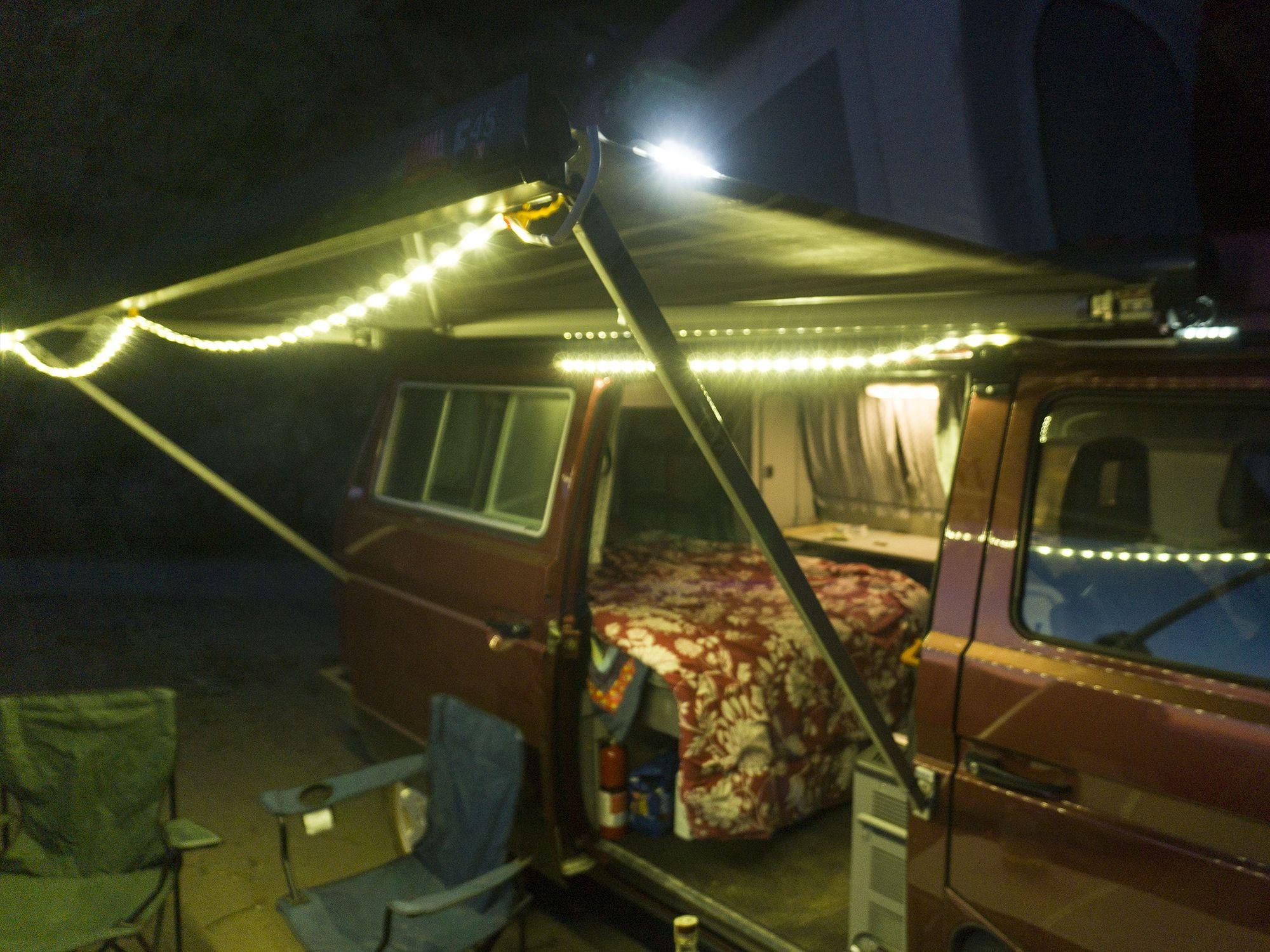 Luminoodle rope light gowesty blanco pinterest camper