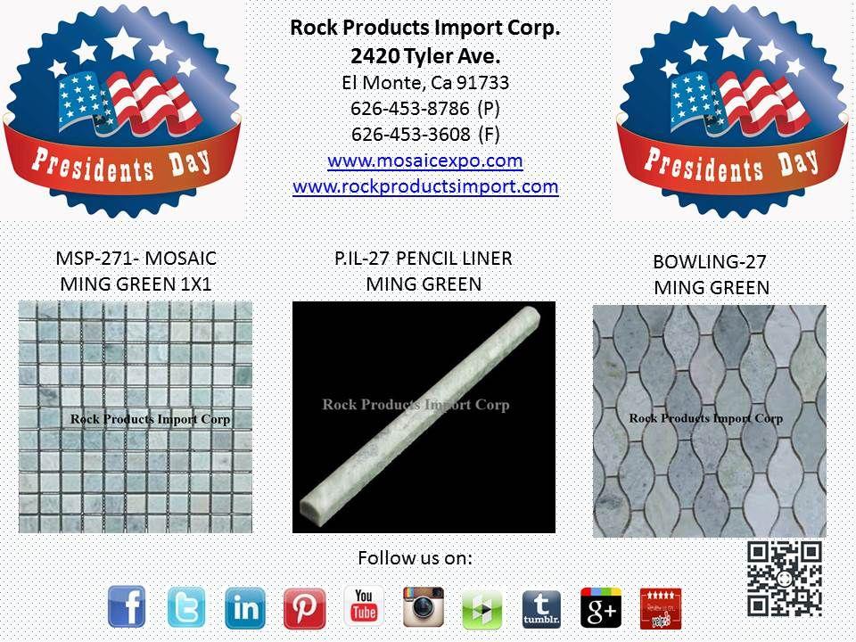 Pin von Rock Products Import auf Presidents Day | Pinterest