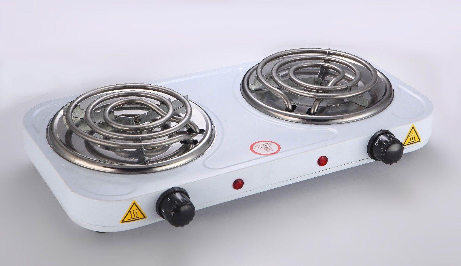 Altocraft Cookmaster Electric Double Burner Portable Hotplates Burners Stove Ebay Burner Stove Hotplates Double Burner